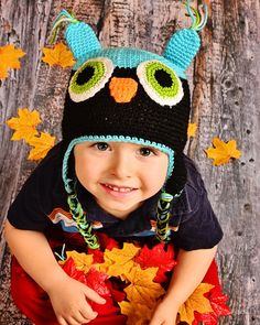 Adorable Crochet Hats!