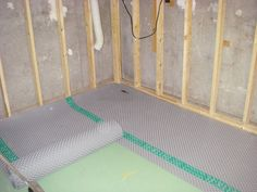 basement sub-floor how-to