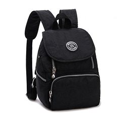 d1a46fc90322 Tiny Chou Mini Waterproof Nylon Backpack Casual Lightweight Strong Daypack      For more information