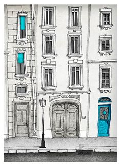 Perfect Architecture Drawing Ideas Concept Sketch E To