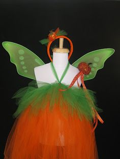 pumpkin fairy princess?