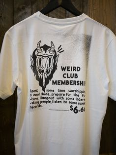 Tシャツ ティーシャツ - Weird Shirts - Ideas of Weird Shirts - Tシャツ ティーシャツ 티셔츠 Cool Tees, Cool Shirts, Tee Shirts, Tee Shirt Designs, Tee Design, Graphic Shirts, Apparel Design, Look Cool, Menswear