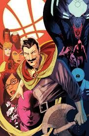 Dr Strange: Allies and Enemies