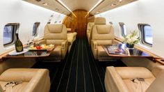 LUXURY TRAVEL 10 Most Outrageously Expensive Private Jets, via @topupyourtrip