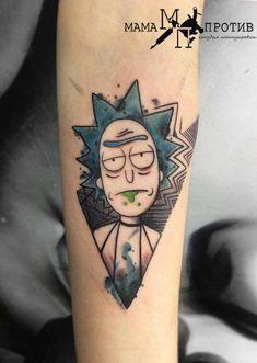Best Geometric Tattoos And Symbolism Cool Forearm Tattoos, Dope Tattoos, Badass Tattoos, Skull Tattoos, Mini Tattoos, Body Art Tattoos, Tattoos For Guys, Tattoos For Women, Tatuaje Rick And Morty