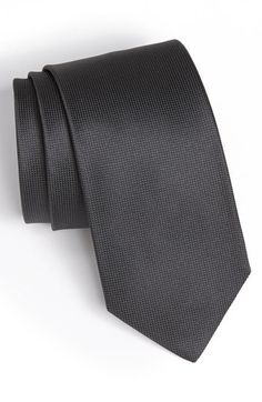 BOSS+Woven+Silk+Tie+available+at+#Nordstrom