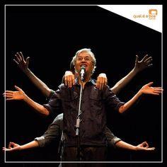 E o show dele ta chegando...  No mês de Julho tem @caetanoveloso em POA!!!  CONFERE AQUI: http://www.qualeaboa.com pic.twitter.com/TnygjBD15P
