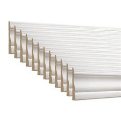 1-Piece 5/8-in x 2-3/4-in x 14-ft Primed Pine Casing Moulding Contractor Pack (Pattern 7705)