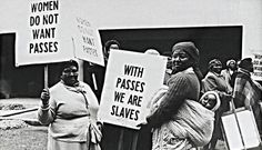 At midday on Saturday 9 August thousands of women will march in silence from Maponya Mall to the Cenacle of the Holy Spirit in Soweto. Us History, African History, Women In History, Women's Day South Africa, Jim Crow, All Black Everything, Black And White Pictures, African Women, Cape Town