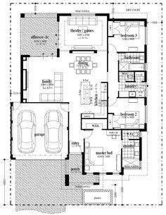 The Allara - Floor Plan