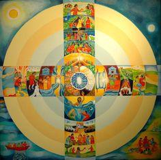 Christian Art | Symbols: Mandala of St John