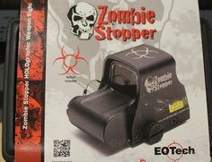 EOTech Zombie Stopper Holographic Sight XPS2-Z