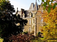 #chateaududeffay, #luxe, #photo, #rayondesoleil, # soleil, #chateau, #bretagne, voyage, #paysage, #campagne, #hiver