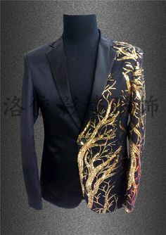 Corriee Blazers for Men Spring Summer Casual Long Sleeve Solid Color Slim Fit Thin Suits Leisure Jacket Outwear