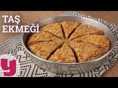 Taş ekmeği, Elazığ yöresinden çok pratik ve çok kolay bir şerbetli tatlı. Taş ekmeğinde incecik pişmiş hamurların aralarına şerbet ve dövülmüş ceviz dökülüyo...
