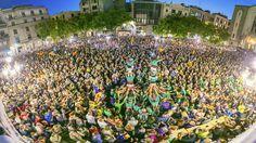 Últimas noticias del referéndum en Catalunya