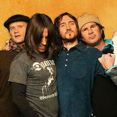 Red Hot Chilli Peppers <3