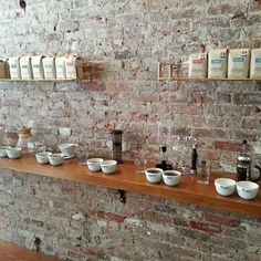 W. 8th Brew Bar  ~ Stumptown  Coffee Roasters