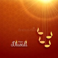 Illustration about Hindu diwali festival greeting card with hanging lamp and light effect vector design. Illustration of vector, happy, holiday - 101371885 Diwali Cards, Diwali Greetings, Diwali Diya, Diwali Wishes, E Greeting Cards, Diwali Festival Of Lights, Indian Wedding Invitation Cards, Diwali Images, Lamps