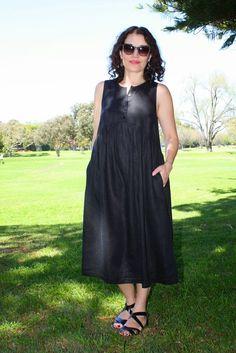Sew Tessuti Blog - Sewing Tips & Tutorials - New Fabrics, Pattern Reviews: NEW Lisa Dress Pattern