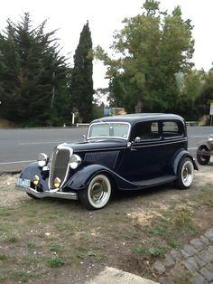 34 Tudor Sedan