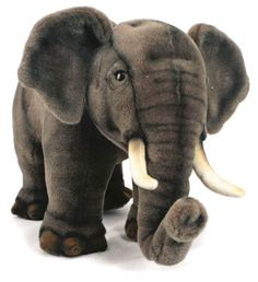 Hansa Asian Elephant £50.99, Steiff Toys