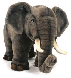 Hansa Asian Elephant £50.99, Steiff Toys