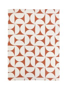 We're loving our new 'Breeze' teatowel in Persimmon. Find more new products in store and online.