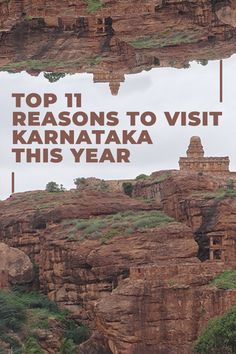 The Top 11 Reasons to Visit Karnataka This Year Holiday Destinations, Travel Destinations, Places To Travel, Places To Visit, India Country, Karnataka, India Travel, Incredible India, Beaches