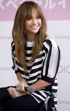 Jennifer Lopez in Tokyo, am 29. März 2009.