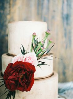 Christmas Inspired Wedding - Tracy Enoch Photography