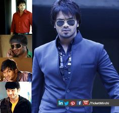 Wishing #ManchuManoj a very Happy Birthday & Congratulating on his marriage and best wishes for your future together...!