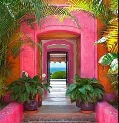 Las Alamandas Resort,Mexico