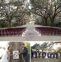 Legare Waring House Wedding | Charleston Weddings | The Wedding Row