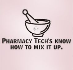 Learn how to mix it up and get your Pharmacy Technician #training!