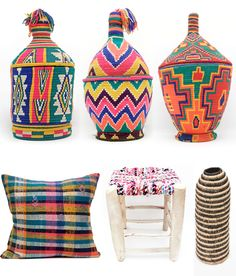 I just happened upon two shops that both opened up on Etsy last month–and they both blew my mind. The first is PopMaroc.I love the name. It gives me all of these ideas of what could be in the shop –like Warhol in the Casbah–and then the items that she carries do not disappoint. these.jugs.are.killing.me–and …