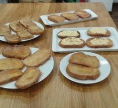 Torrijas al Varoma, una receta de Postres y dulces, elaborada por NURIA PRATS BROTONS. Descubre las mejores recetas de Blogosfera Thermomix® Alicante