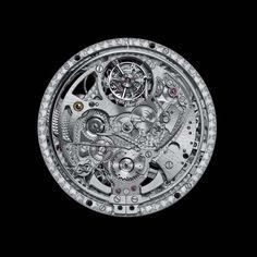 Cartier Grande Complication Movement Recto 560...  I love the details