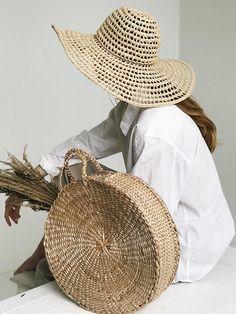 404574b255a Wide Large Brim Summer Beach Hat