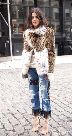 What a fun coat!