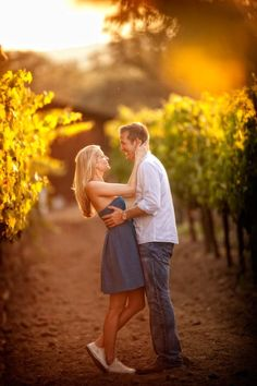 """such a cute engagement picture idea.. finallyyy someone can stray away from the oh-so-typical """"fake cowboy boots  sundress in the middle of a field."""""""