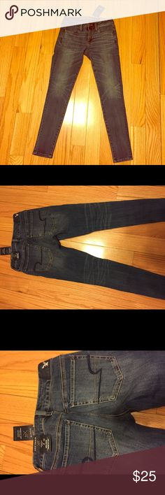 American eagle jeans New! Size 2 jegging. Short length American Eagle Outfitters Jeans