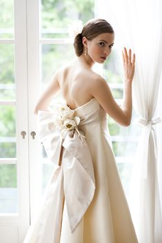 DRESS LIST 7 Dress ドレス Micie.motoazabu・ミーチェ 元麻布 Windsor Modern kimono inspired wedding dress by Japanese designer Micie