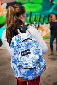 #AcceptNoImitations - JanSport Right Pack Expressions