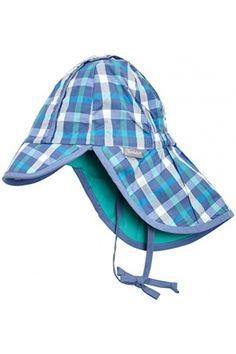 Jungen Hüte - Sterntaler Baby - Jungen Mütze Schirmmütze M. Nackenschutz