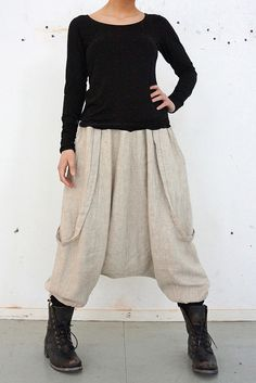 Trousers/skirt
