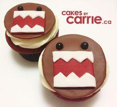 Domo Cupcakes  www.cakesbycarrie.ca