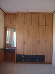 bedroom wardrobe design playwood wadrobe with cabinets also clothes rh pinterest com