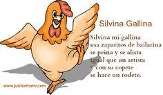 Rimas para niños: Silvina Gallina