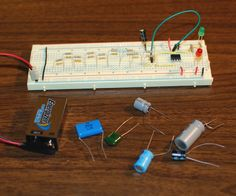 Introduction to the 555 timer